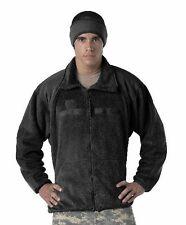 Rothco 9739 Black ECWCS Polar Fleece Gen III Level 3 Jacket