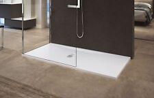 Piatto doccia Custom in metacrilato rettangolare h. 3,5cm 5 Colori Made in Italy