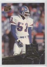 1992 Fleer Ultra Award Winner #7 Mike Croel Denver Broncos Football Card