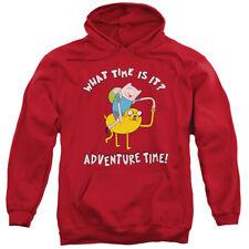 Adventure Time Ride Bump Licensed Adult Hoodie