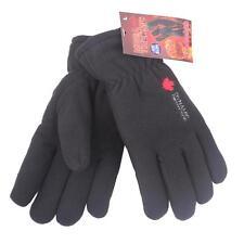 Herren Fleece Handschuhe bis zum -15°C, Winter Handschuh Skihandschuh