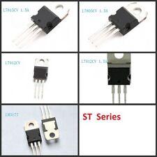 Brand ST Series Voltage Regulator IC TO-220 L7805 L7812 LM317 L7912 L7815 CV New