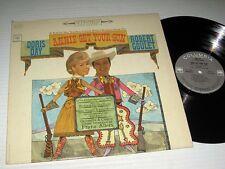 DORIS DAY/ROBERT GOULET Annie Get Your Gun COLUMBIA Stereo NM/NM-
