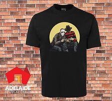 High Quality JB's T-shirt Printed Gamers Freddy & Jason Inspired New Design