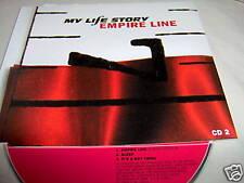 MY LIFE STORY-EMPIRE LINE +2 UK MINT rock CD