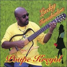 LUCKY TWOUBADOU - POUPE KREYOL NEW CD