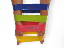 Exercice résistance bande boucle cercle Pilates Physio ton Rehab stretch aérobie