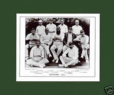 MOUNTED CRICKET TEAM PRINT - GENTLEMEN - 1894