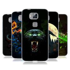 Officiel Christos Karapanos horreur 2 GEL souple Coque Pour Huawei Téléphones 2