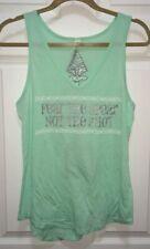 NEW Womens S M L XL BELLA Florida State Nursing Mint Green Tank Top S/L Shirt
