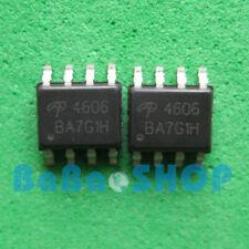 10/30/80/100/500/1000pcs Original AO4606 4606 MOSFET TRANSISTOR Alpha &Omega SOP