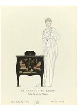 Gazette du Bon Ton - The Lacquered Dresser