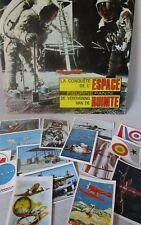 LA CONQUISTA DELLO SPAZIO-PANINI 1973-FIGURINA a scelta n.1/135-Recuperate