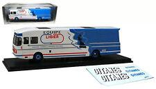 Spark S0297 Ligier Team Transporter 1975 1/43 Scale
