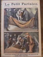 LPP 1911 N 1148 LES ENSEVELIS DE VENESVILLE, YVETOT