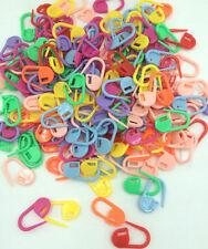 50/100pcs Child Safety Colorful Knitting Crochet Locking Stitch Marker Pin
