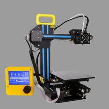 ASG Portable 3D Printer 0.1mm High Precision DIY Printing Desktop LCD Off Line