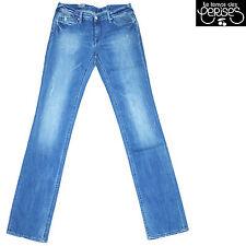 LE TEMPS DES CERISES Jeans coupe droite regular femme Cinto Sioux Sketch