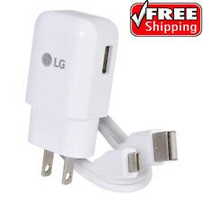 Original OEM LG Fast Charger Cable V10 G3 G4 G5 G6 V20 V30 Stylo 2 3 MCS-H05WD