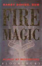 Fire Magic: Hijack at Mogadishu, Davies, Barry Hardback Book The Cheap Fast Free