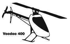Voodoo 400 Autocollant