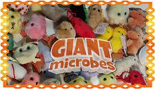 Microbi Giganti Peluche Giantmicrobes a scelta nuovi offerta !