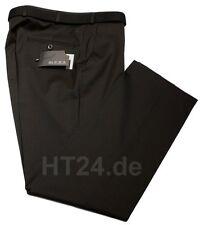 M.E.N.S. MENS Herren Anzughose Madrid 2400 schwarz Gr. 46 - 62 leicht
