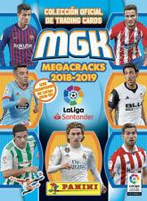 Megacracks 2018 2019 MGK 18 19 Spain Cards Panini Liga Santander All Stars Top