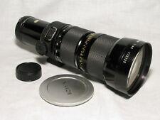 NIKON ZOOM NIKKOR 50-300mm 1:4.5 NON-AI/F MOUNT LENS @