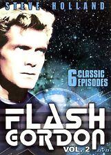 Flash Gordon: Volume 2 (DVD, 2006)