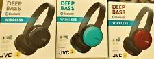JVC HA-S30BT HA-S40BT NEW SEALED Wireless Bluetooth headphones