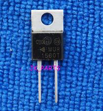 10pcs New MUR1560 MUR1560T 15A 600V UltraFast Rectifier Diode
