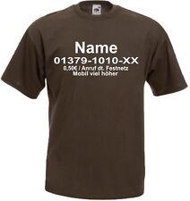 T Shirt für Dschungelcamp Fans Jungle Camp Fun Shirt Kostüm Kult-Klamotten Swag