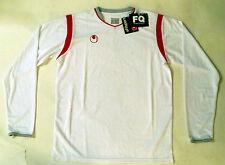 Uhlsport Stream Football Kit White XS M Kit Training Shirt & Shorts 5 A Side