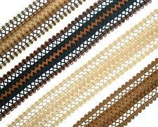 STUPENDO MODA CORDONCINO bordatura taglio 4.5cm ampiezza x2 metri, vari colori,
