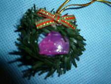 Sanrio SHINKANSEN TRINKET ORNAMENT CHRISTMAS WREATH TRAIN Vintage 1990, 2001 NEW