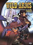 Wild Arms - Vol 5 - Sheyenne's Last Stand - BRAND NEW - Anime DVD - ADV 2003