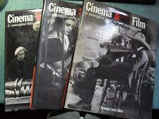 AAVV CINEMA & FILM ARMANDO CURCIO EDITORE 1988 3 VOLUMI