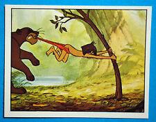 FIGURINA PANINI 1983-IL LIBRO DELLA GIUNGLA-n 101-NUOVA