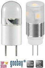 LED G4 Sockel Leuchtmittel ersetzt 15W und 2W Warmweiss und Weiss Ihre Auswahl