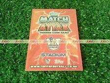 12/13 STADIUM MATCH ATTAX CARD 2012 2013 STADIUMS