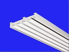 Gardinenschiene Vorhangschiene Flächenvorhangschiene Aluminium 5 lauf