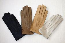 Edle Lederhandschuhe Handschuhe Damen echtes Leder Autohandschuhe RSL Gr: 6 1/2