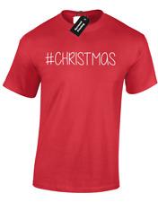 Camiseta Para Hombre De Navidad # Top Jumper Fresco Navidad Santa Elfo De Diseño Festivo