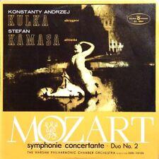 MOZART Symphonie Concertante - Duo N° 2 Poland Press LP