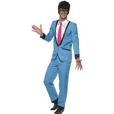 50er Jahre Kostüm Herren Slim fit Anzug Rockabilly Herrenanzug RocknRoll Outfit
