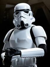 Stormtrooper Soldier Weapon Star Wars Art Huge Giant Wall Print POSTER