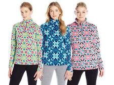 Spyder Women's Alpine Chic T-Neck Shirt, Color Options