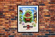 Angry Birds 2 Movie Poster 2019 Wall Art Maxi Prints New Film Cinema