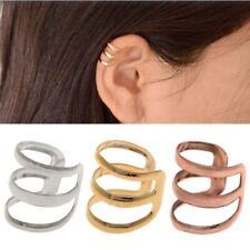 Party Unisex Punk Rock Ear Clip Cuff Wrap No piercing-Clip On Earring Jewelry